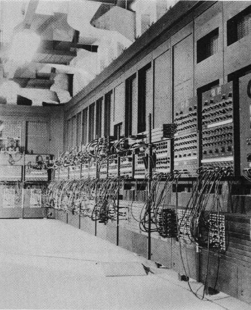 eniac-ilk-bilgisayar